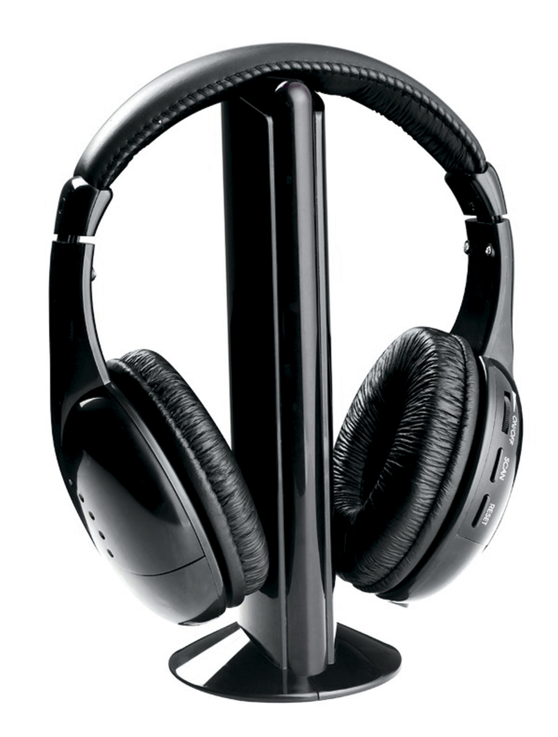 Professional 5-In-1 Wireless Headphone System