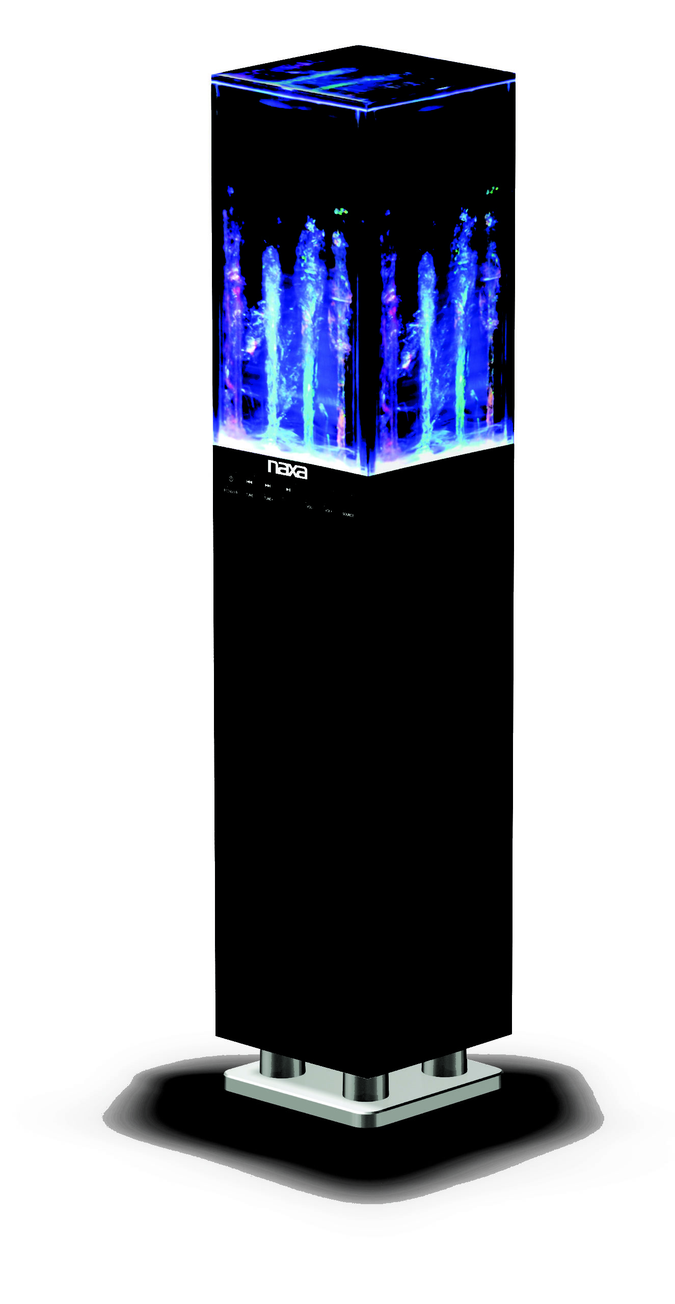 Dancing Water Light Tower Speaker System with Bluetooth®