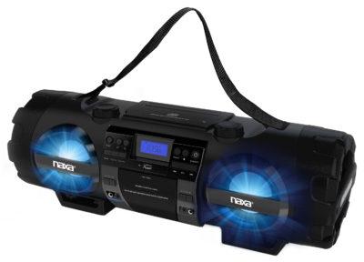 NPB-262 Black with lights