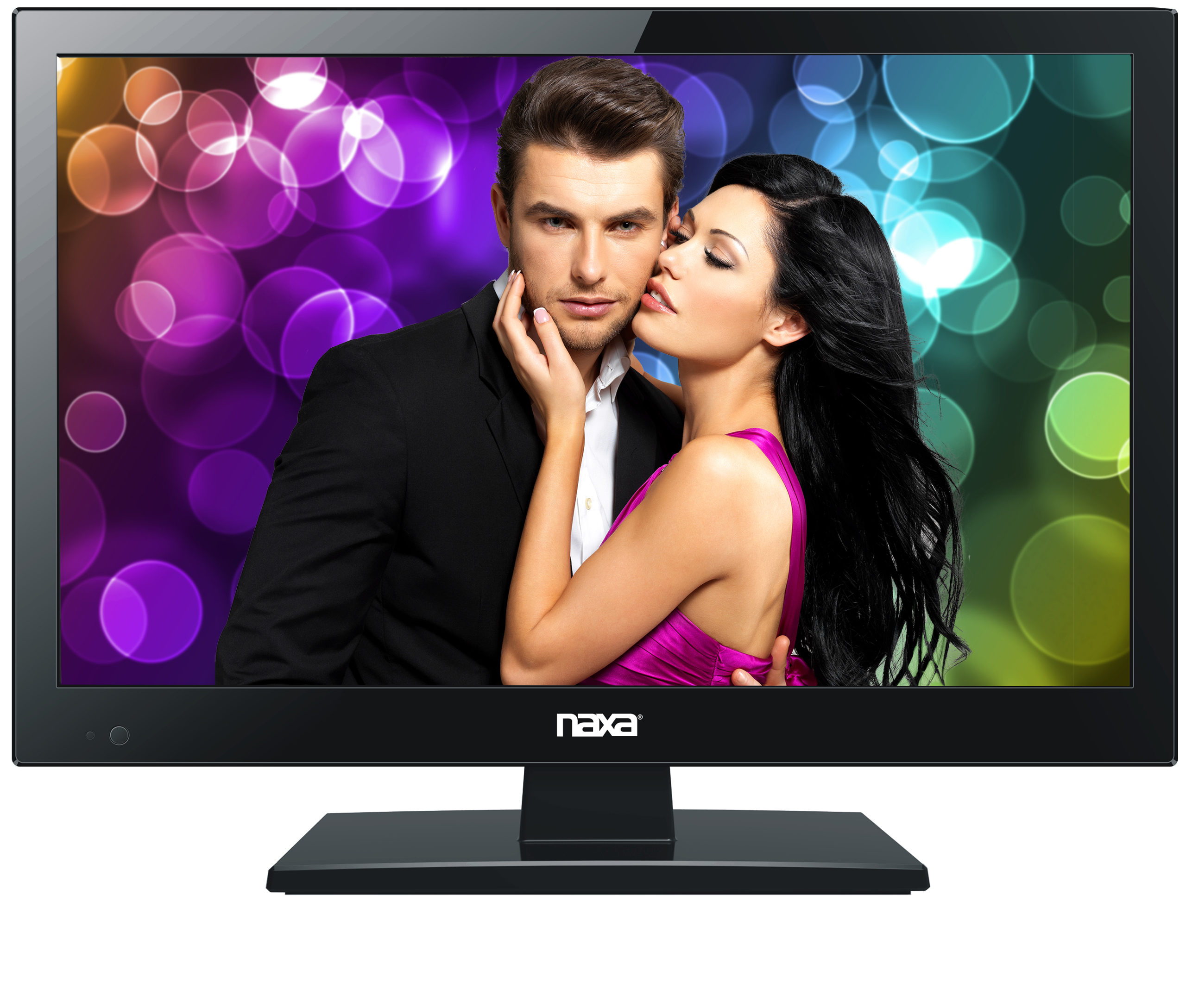 """16"""" Class LED TV and Media Player + Car Package"""