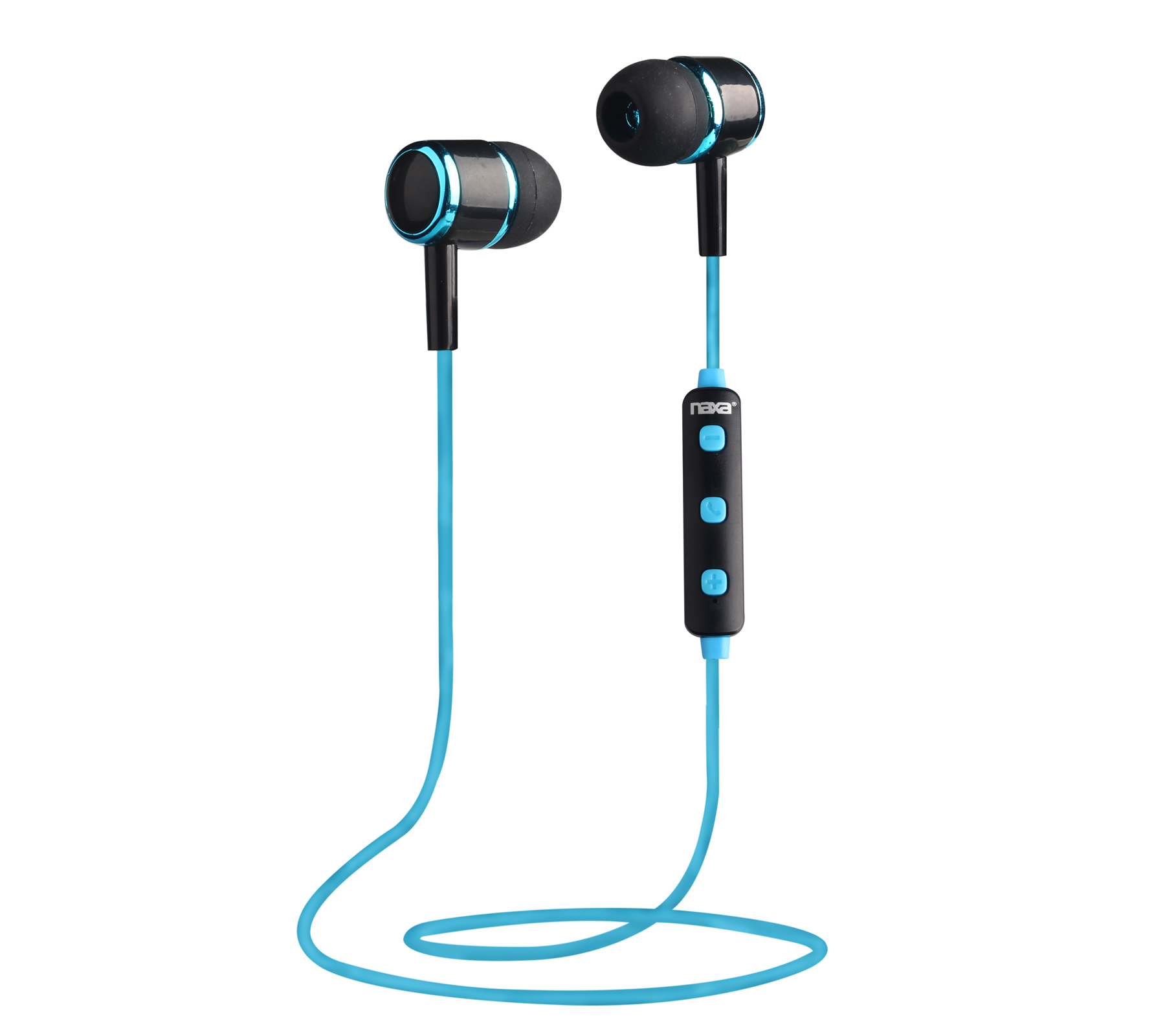Bluetooth® Isolation Earphones with Microphone & Remote