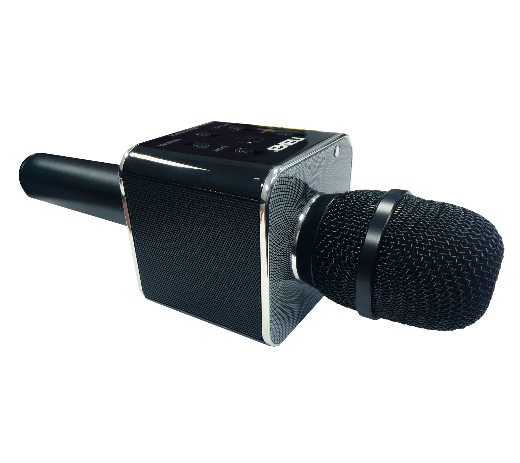 Handheld Karaoke All-in-one System  with Bluetooth® and MP3 Playback
