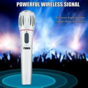 Dynamic Wireless Professional Microphone