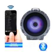 BOOMER IMPULSE LED Bluetooth® Boombox