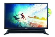"""24"""" Class LED TV with Built-in Sound Bar & DVD Player"""