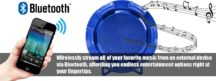 BOOMER MINI Bluetooth® Speaker