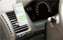 Universal Mobile Phone Magnetic Air Vent Car Mount