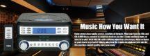 Digital CD Microsystem with AM/FM Stereo Radio