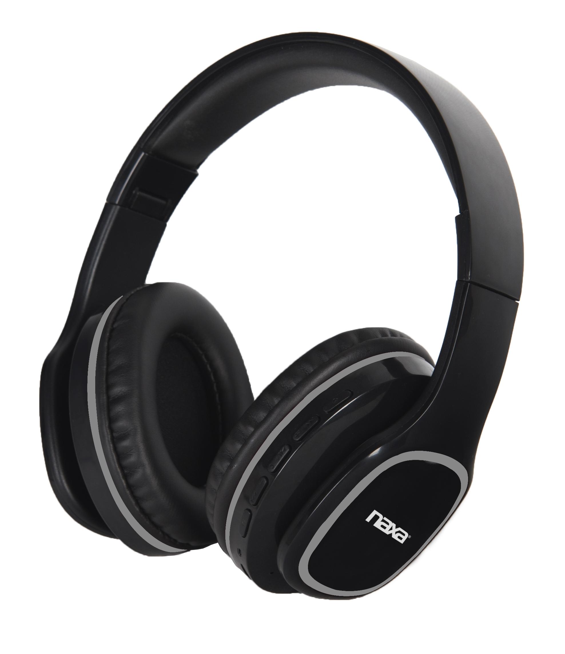 Bluetooth® Headphones with Voice Control
