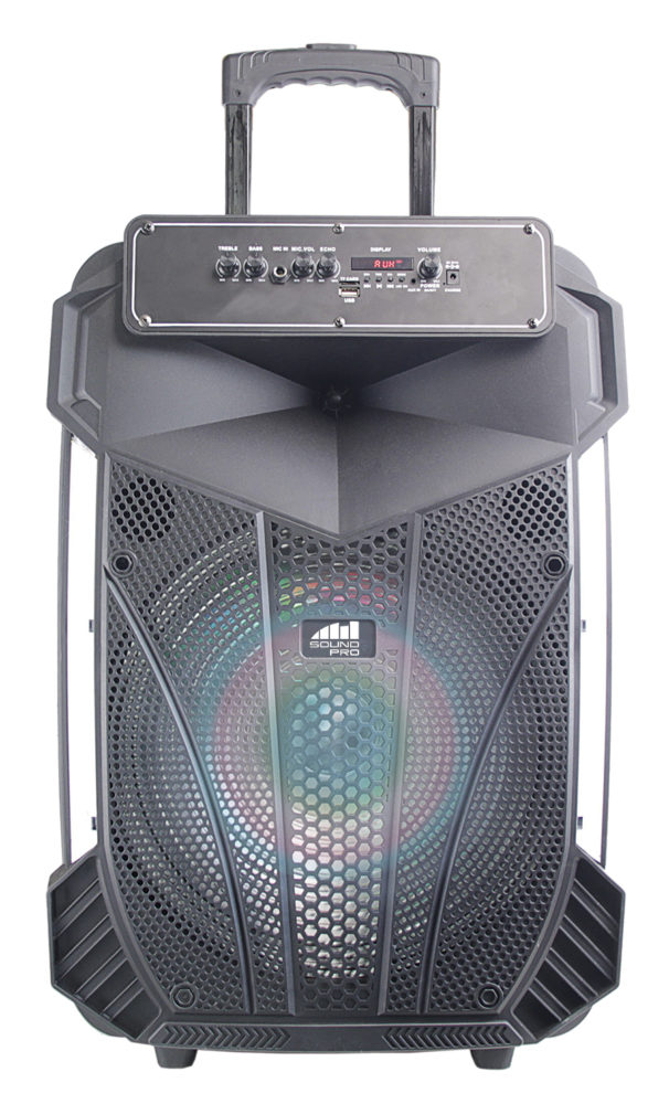 """10.5"""" Dual Party Speakers"""