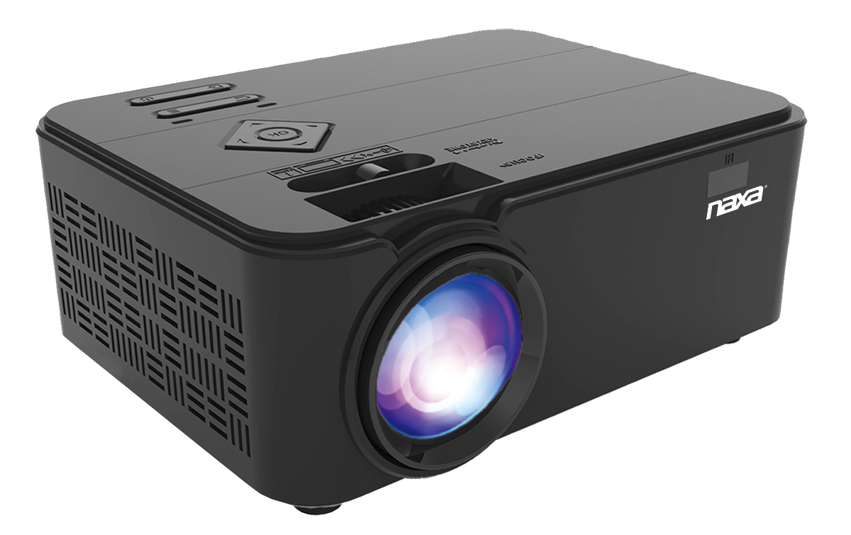 150″ Home Theater LCD Projector