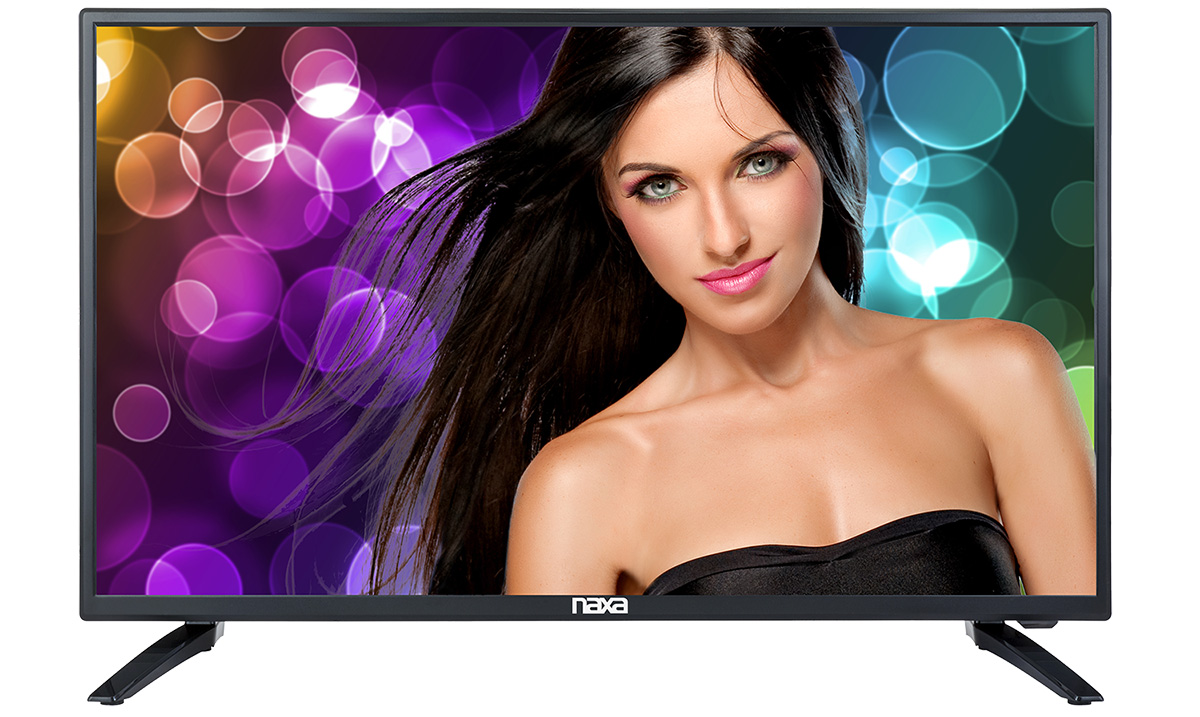 32″ Class LED TV and Media Player