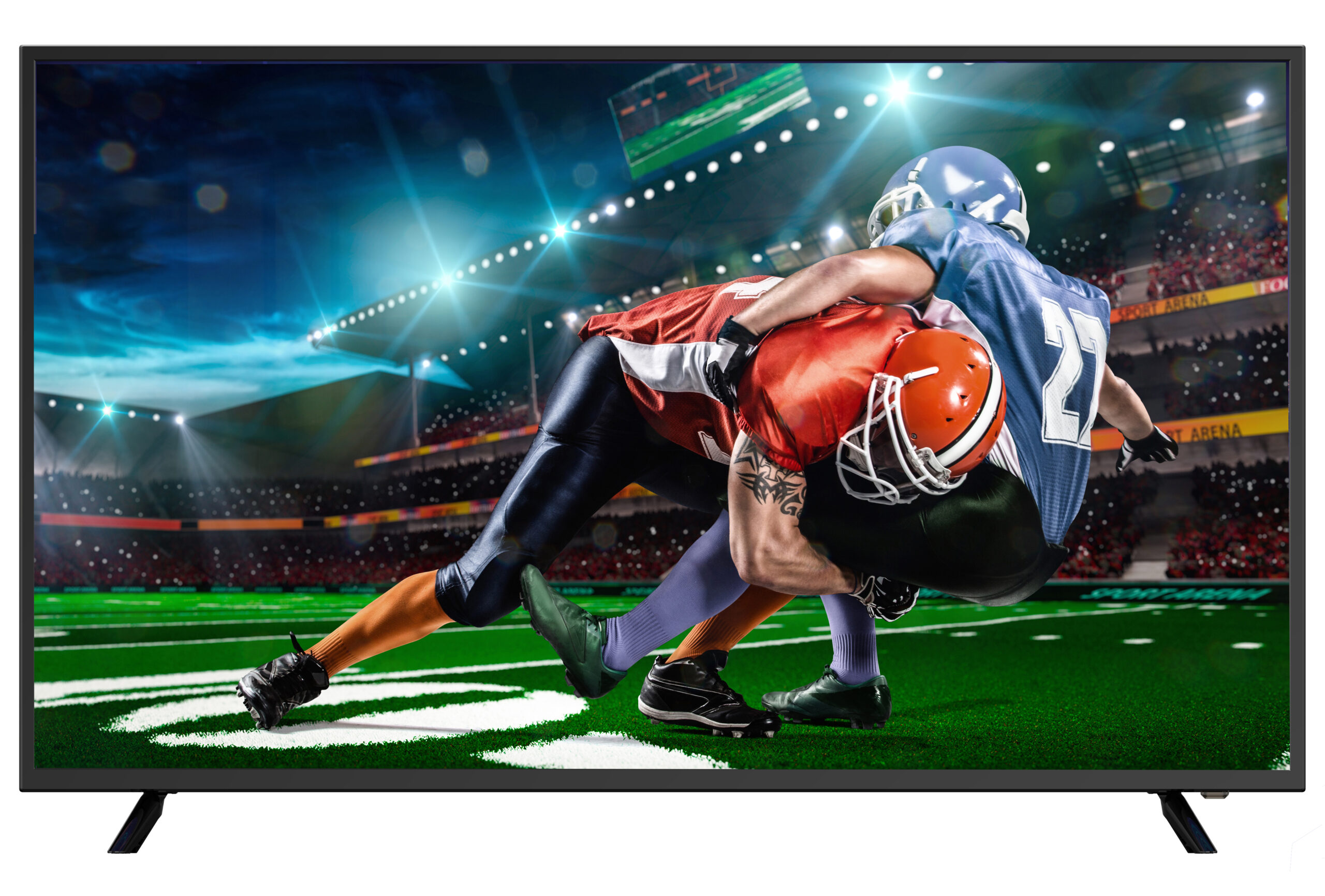 55″ 4K UHD LED Widescreen Television